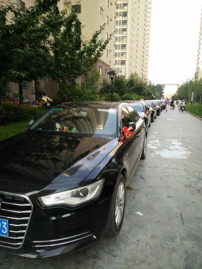延安市富县结婚租车