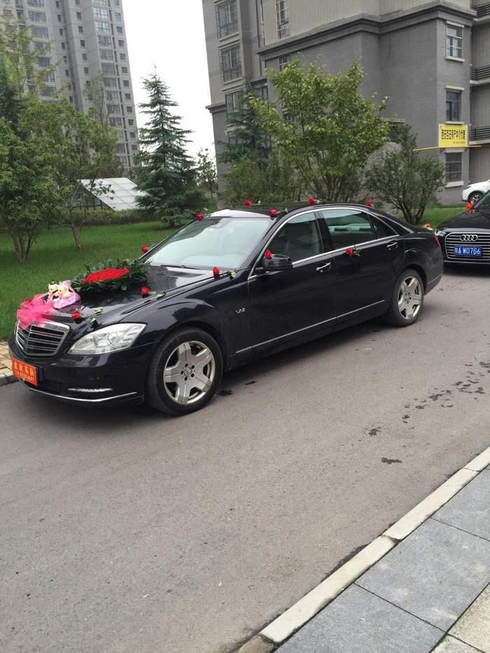 延安市黄陵县婚车车队