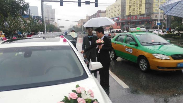 延安市黄陵县结婚租车