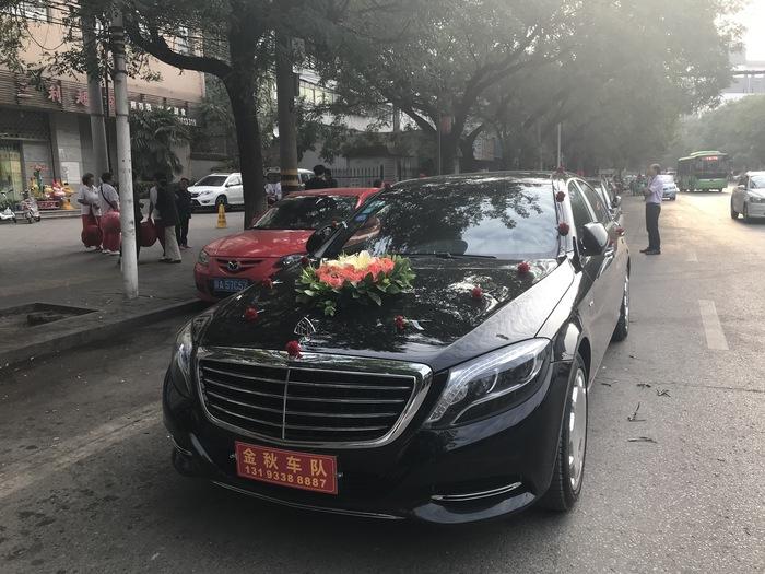 商洛市山阳县加长林肯婚车租赁