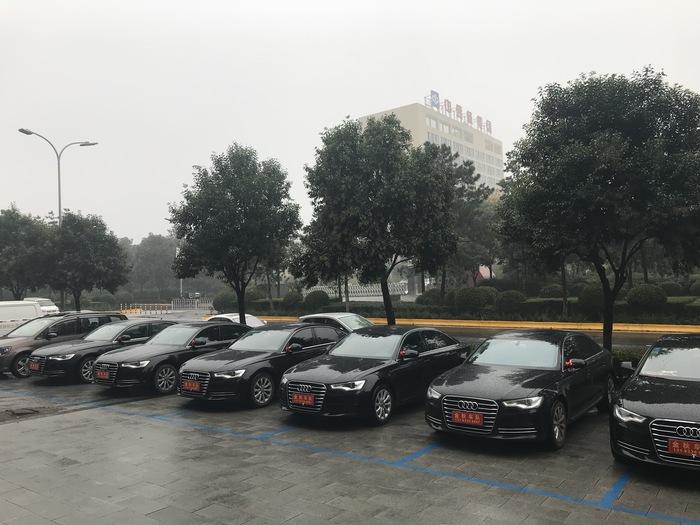 商洛市柞水县奥迪A8婚车租赁