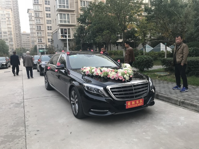 汉中市婚礼花车