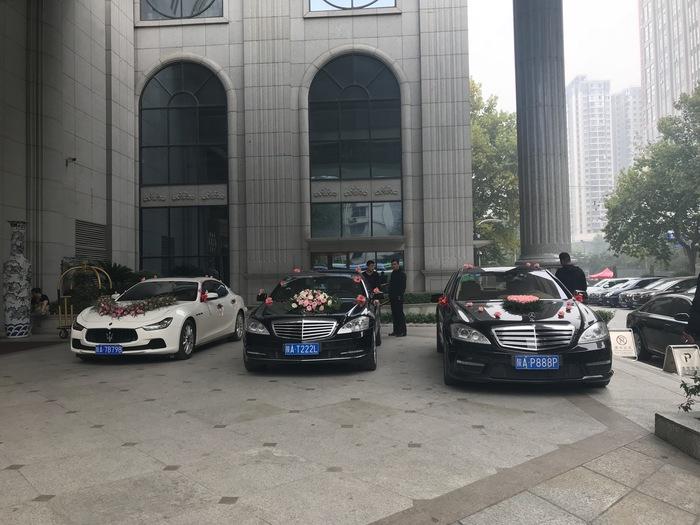汉中市婚车装饰