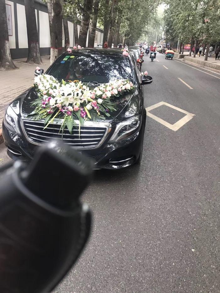 安康市汉滨区婚礼花车