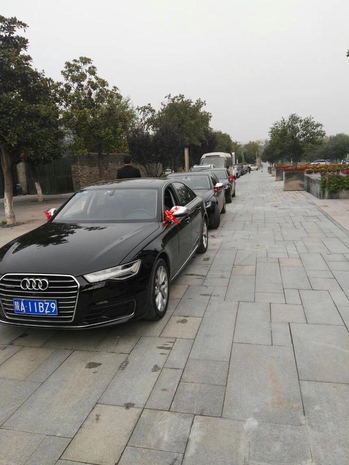 安康市汉阴县婚庆花车