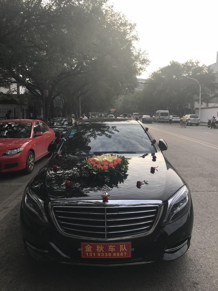 商洛市山阳县奔驰婚车队