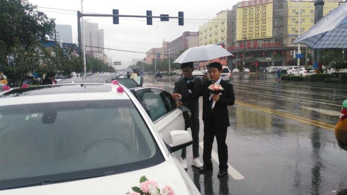 杨陵区奔驰婚车