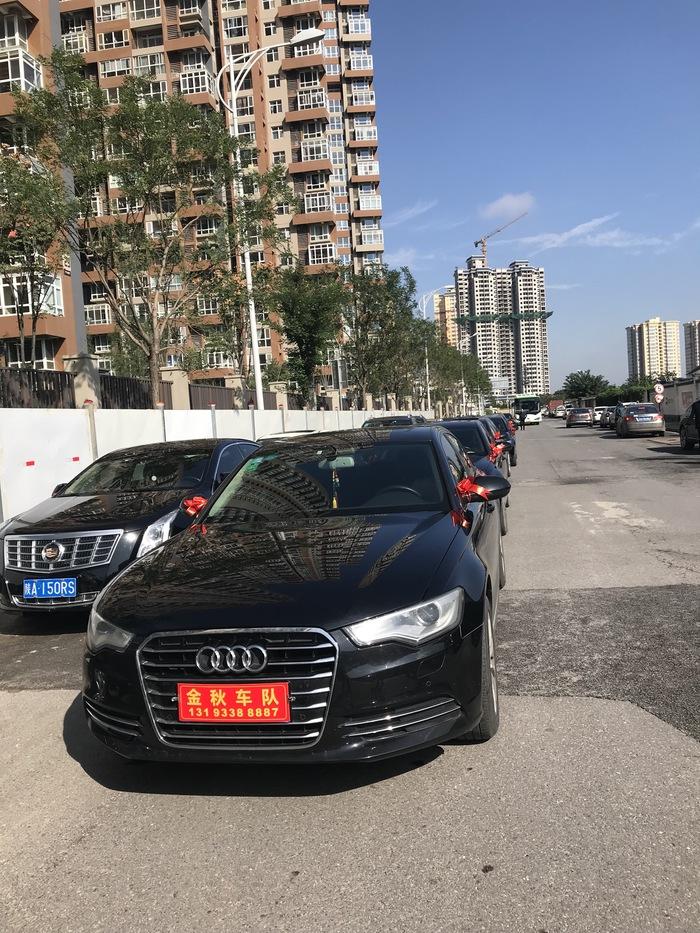 蔡家坡豪华婚车租赁