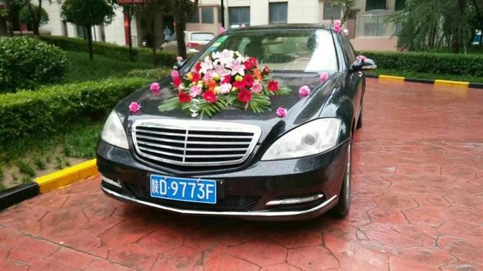 耀州豪华婚车租赁