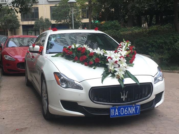 金台区婚车出租