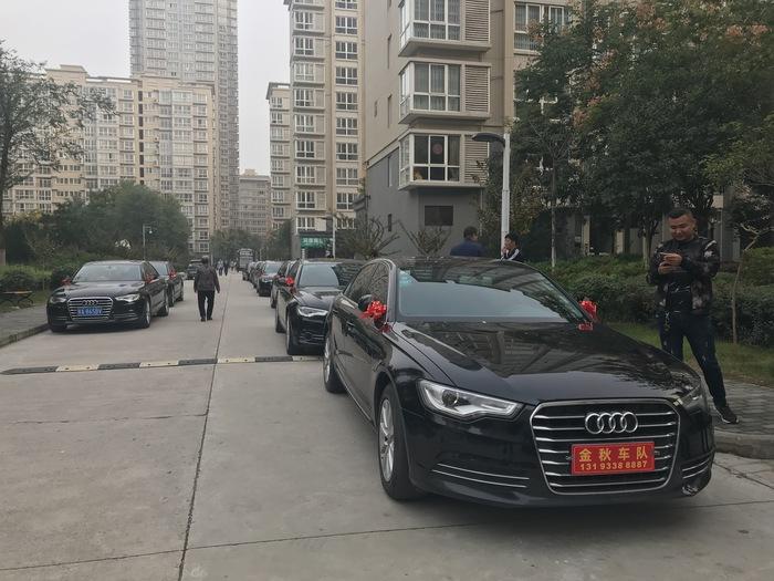 韩城婚车出租