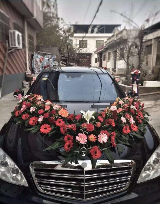 合阳婚车出租