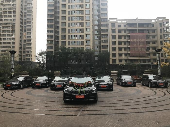 耀州婚车出租