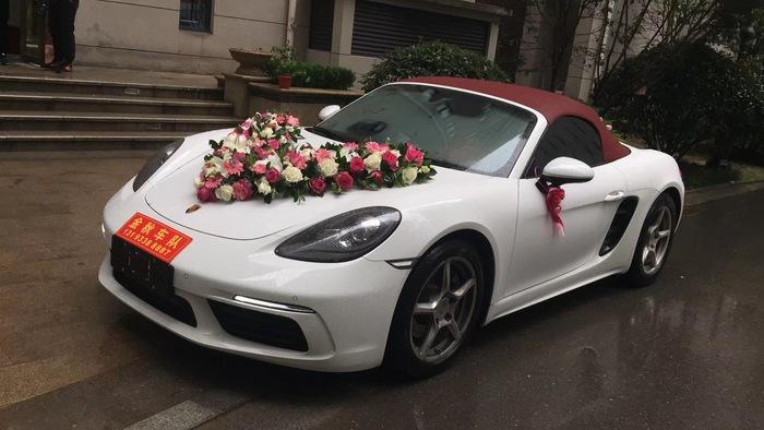 韩城婚礼车队