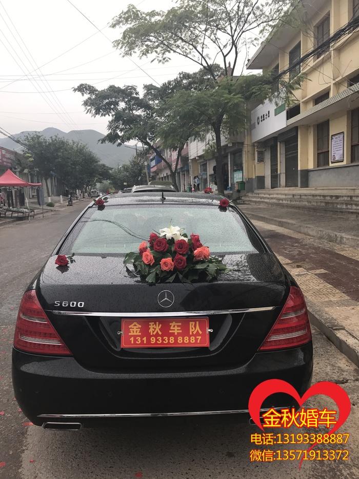 黑色福特-Mustang婚车租赁