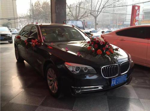 陇县婚车租赁