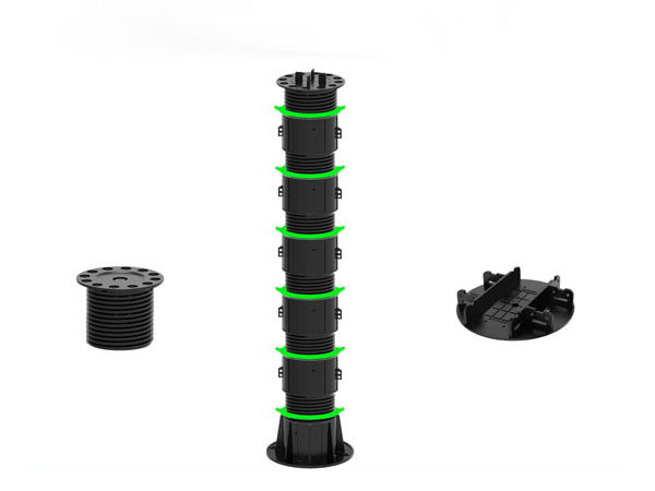 防腐木地板万能支撑器基本型
