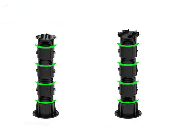 塑木地板万能支撑器基本型