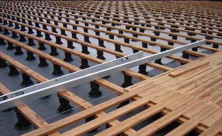 浅谈石材地板万能支撑器对城市发展的奉献