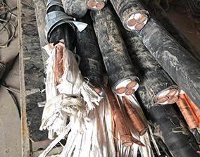 西安不剥皮废旧电线电缆一斤多少钱