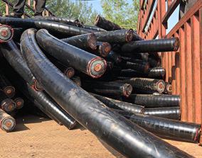 西安卓邁為你分享線纜回收中的故障問題