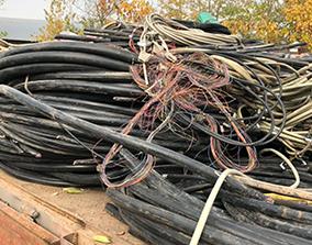 西安废旧电线电缆回收优选西安卓迈物资回收