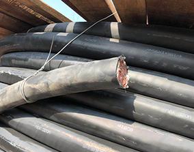 废旧通信电缆回收