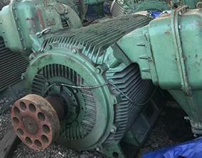 大型废电机回收