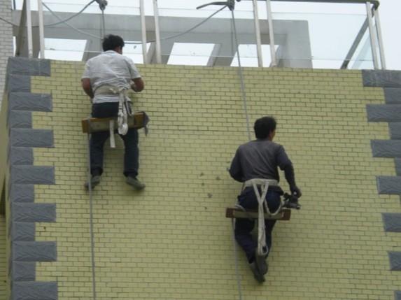 西安外墙渗水维修
