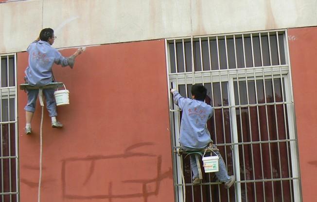 西安外墙涂料修复