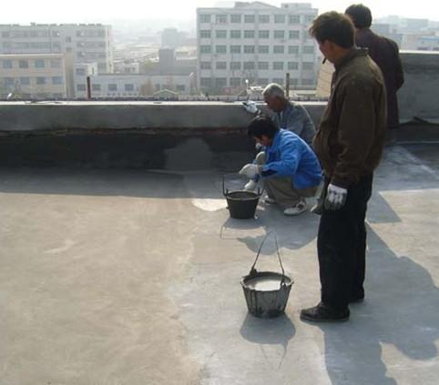 西安屋面防水维修