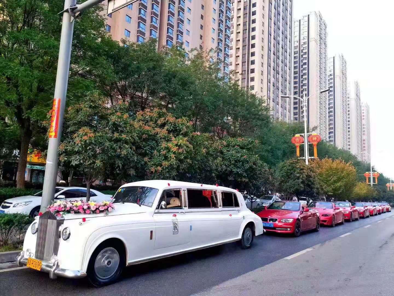 灞桥区婚车租赁
