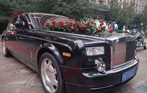 西安长安区婚车租赁