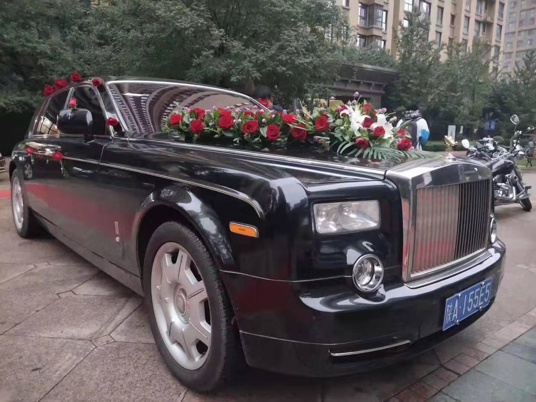 长安区婚车租赁