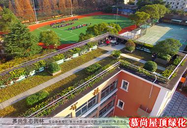 屋顶花园景观设计公司