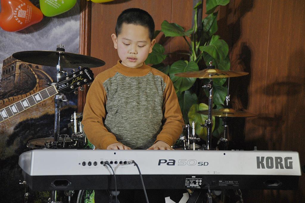 西安少儿电子琴培训