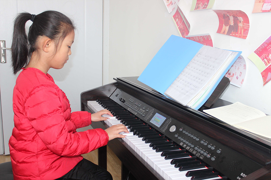 西安少儿钢琴培训