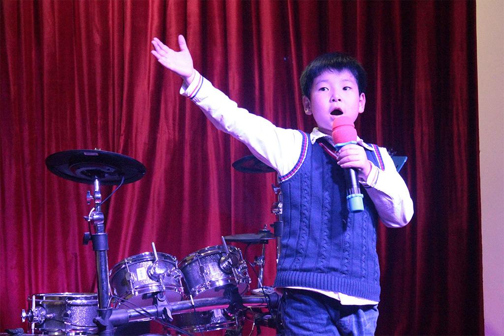 西安少儿流行音乐培训