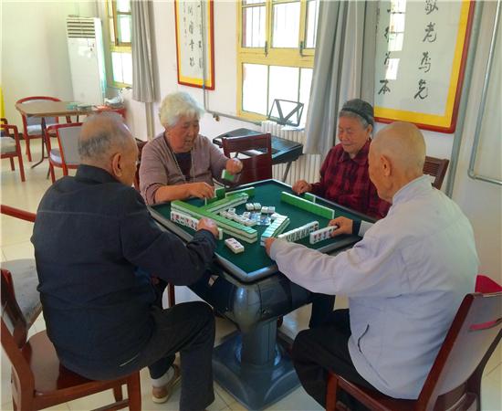 棋牌室娱乐