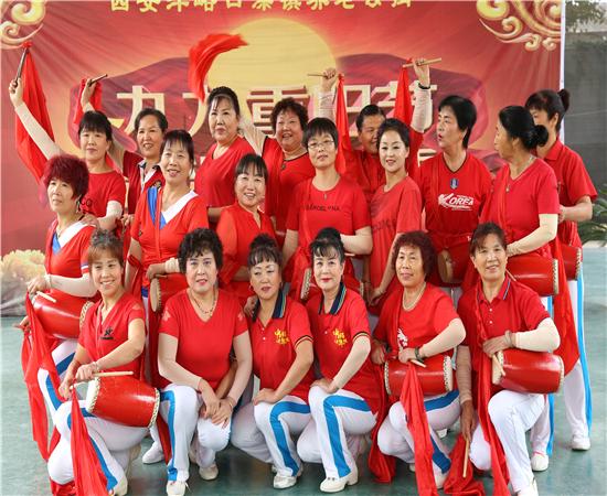 敬老院重阳节节目表演