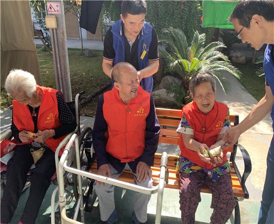 养老院端午节活动