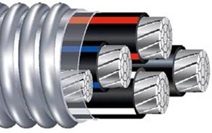 铝合铠装电力电缆