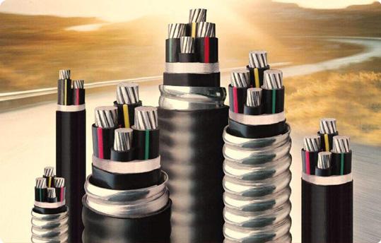兰州电线电缆厂采用火烧的方式对电缆线进行测试