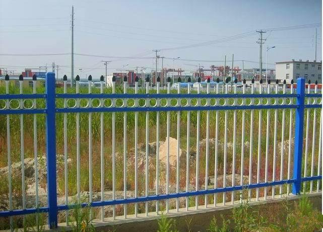 锌钢护栏适用范围及优势