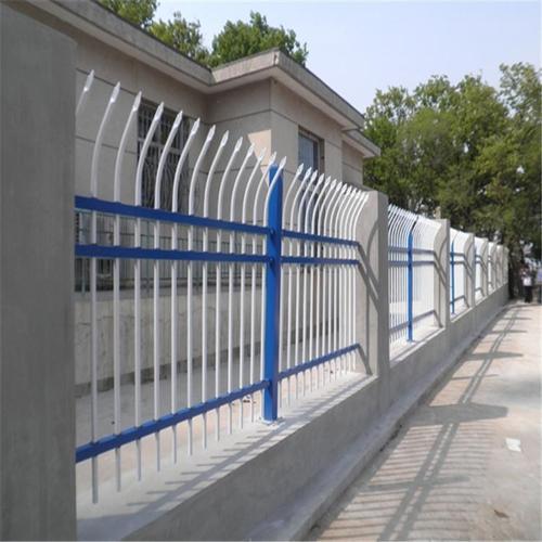 塑钢喷塑护栏