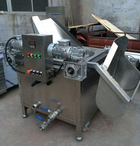 油炸机生产线设备操作顺序以及日常维护