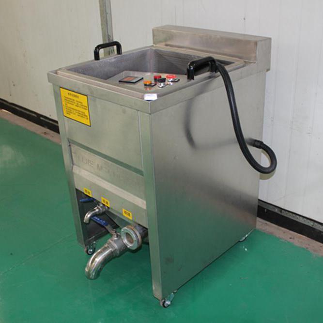 小型油炸机的维护保养流程