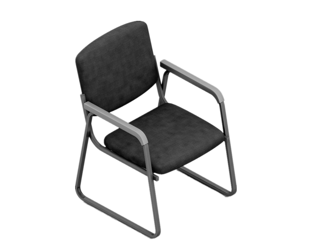 员工办公椅-XD1904
