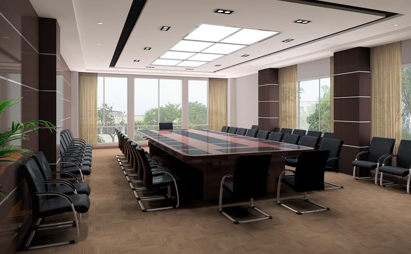 实木会议桌QTZ-03