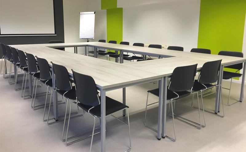 板式办公桌椅-XD3501